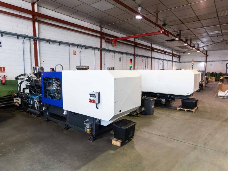 Máquinas para fabricación de moldes y matrices
