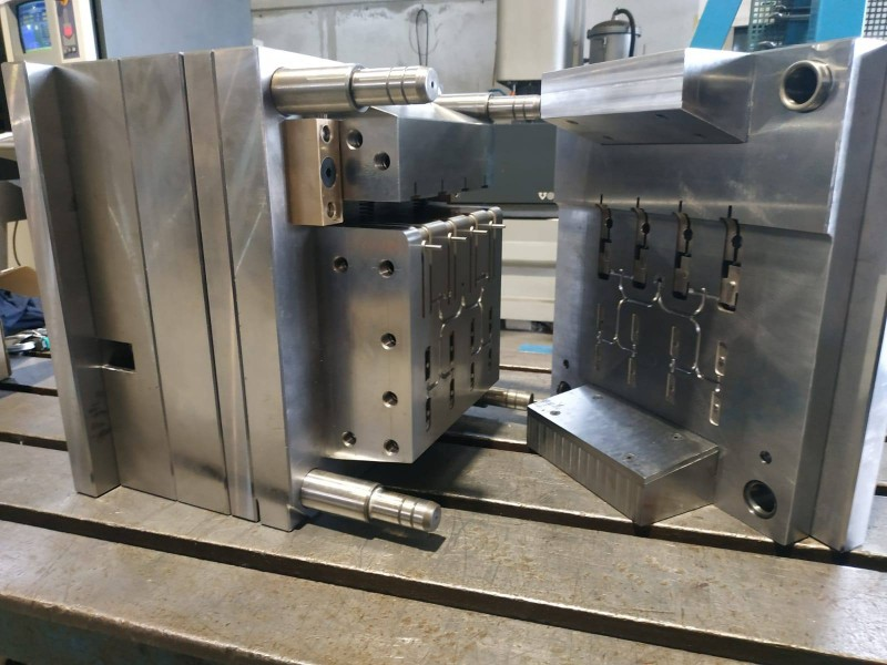Ventajas del mantenimiento de moldes