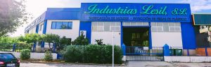 Banner Industrias Lesil